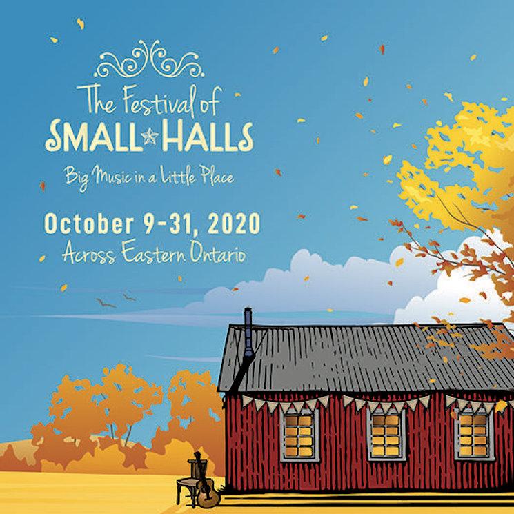 Tim Baker, Hannah Georgas, Hawksley Workman Headline Ontario's Festival of Small Halls
