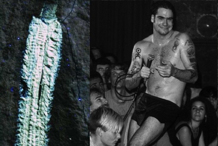 Muscled Fireworm Fossil Named After Henry Rollins