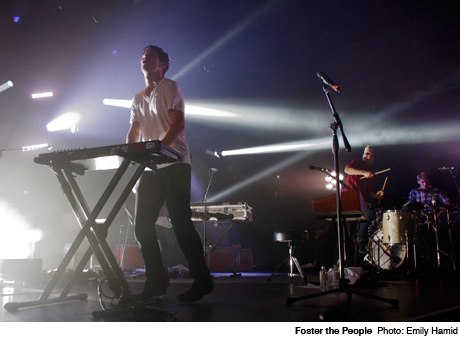 Foster the People / Cults / Reptar Sound Academy, Toronto ON October 1