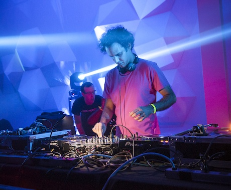 Foundry Day One featuring Four Tet, Anthony Shakir and Gingy 99 Sudbury, Toronto ON, March 14