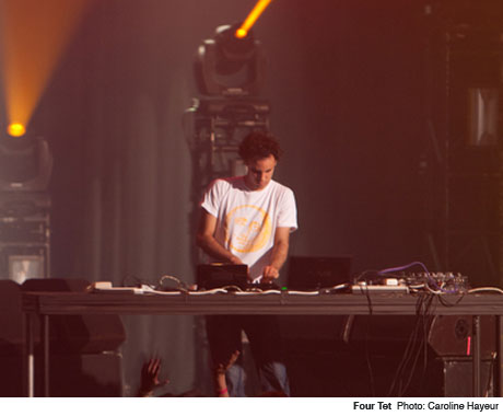 Four Tet Metropolis, Montreal QC June 4