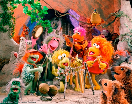 Scissor Sisters to Write Music for 'Fraggle Rock' Film