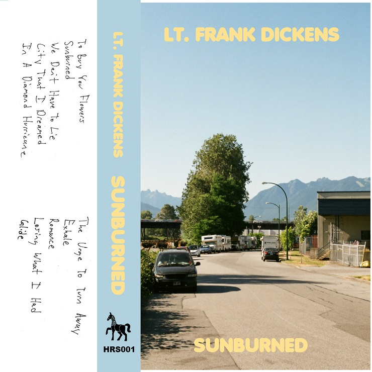 Lt. Frank Dickens 'Sunburned' (album stream)