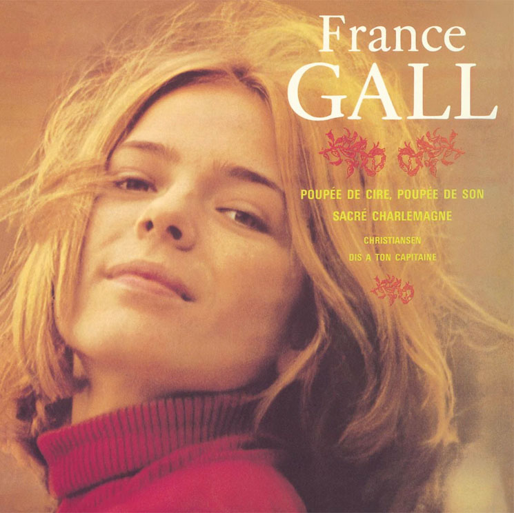 France Gall Treated to Third Man Records Reissue Campaign