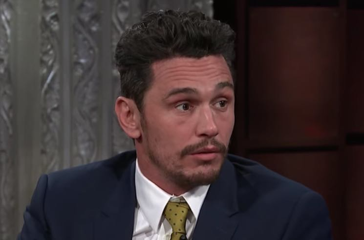 ​James Franco Edited Out of 'Vanity Fair' Cover Photo