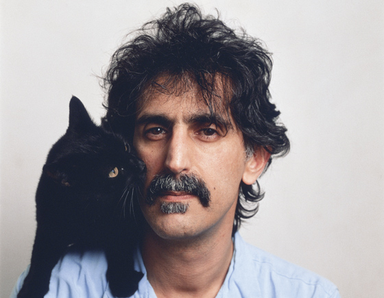 Eat That Question: Frank Zappa in His Own Words Directed by Thorsten Schütte