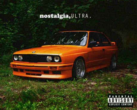 Frank Ocean <i>Nostalgia, Ultra</i> mixtape