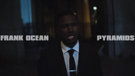"Frank Ocean ""Pyramids"" (NSFW video)"