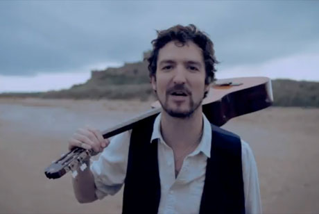 "Frank Turner ""If Ever I Stray"" (video)"