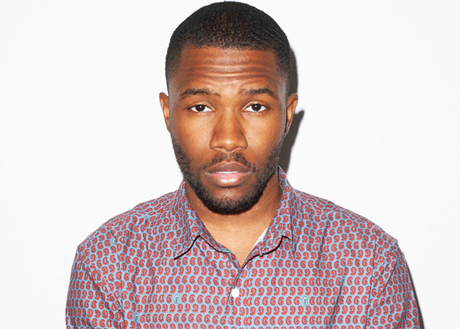 Frank Ocean Three New Songs (live video)