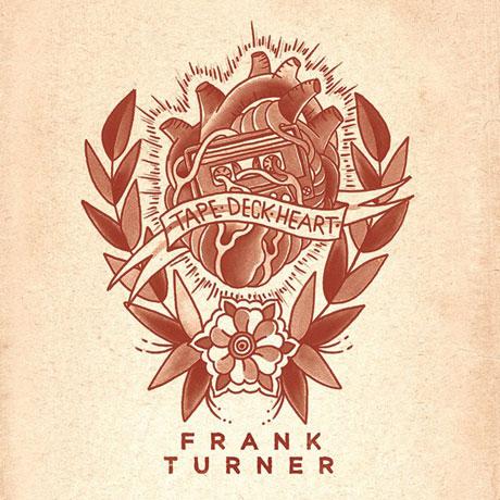 Frank Turner Announces 'Tape Deck Heart'