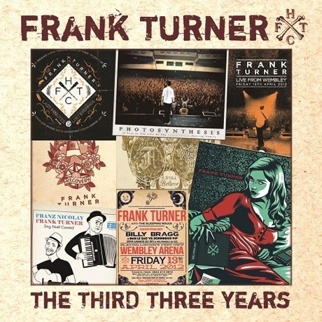 Frank Turner Covers Queen, Paul McCartney, Bruce Springsteen and the Weakerthans on New Rarities Compilation