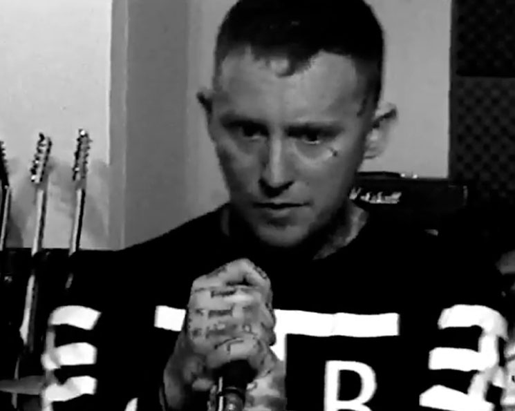 Ex-Gallows Singer Frank Carter Hints at Solo Release