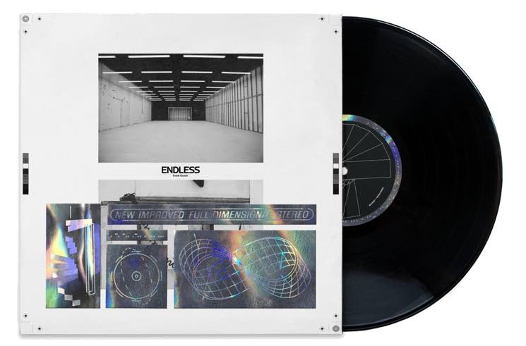 Frank Ocean Treats 'Endless' to Vinyl and VHS Release for Cyber Monday