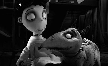 Frankenweenie [Blu-Ray] Tim Burton