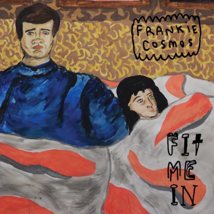 Frankie Cosmos 'Fit Me In' (EP Stream)