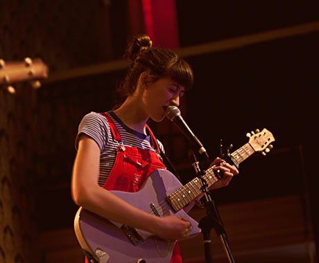 Frankie Cosmos The Great Hall, Toronto ON, June 21