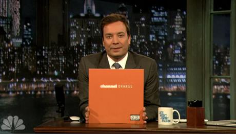 Frank Ocean 'Bad Religion' (live on 'Fallon') / 'Channel Orange' (album stream)