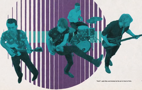 "Franz Ferdinand ""Right Action"" (video)"