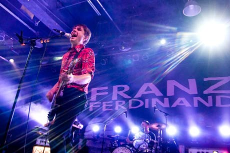 Franz Ferdinand Kool Haus, Toronto ON, October 24