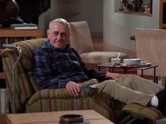 'Frasier' Actor John Mahoney Dies at 77