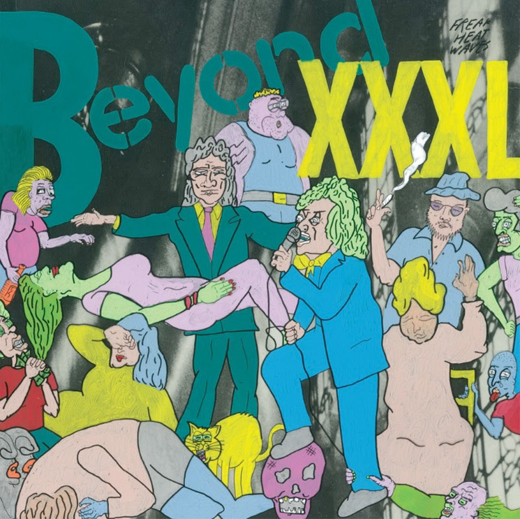 Freak Heat Waves Return with 'Beyond XXXL'
