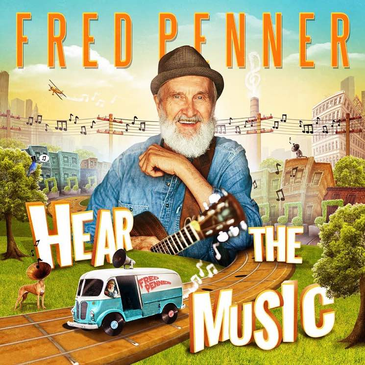​Fred Penner Gets Ron Sexsmith, Basia Bulat, Bahamas for New Album