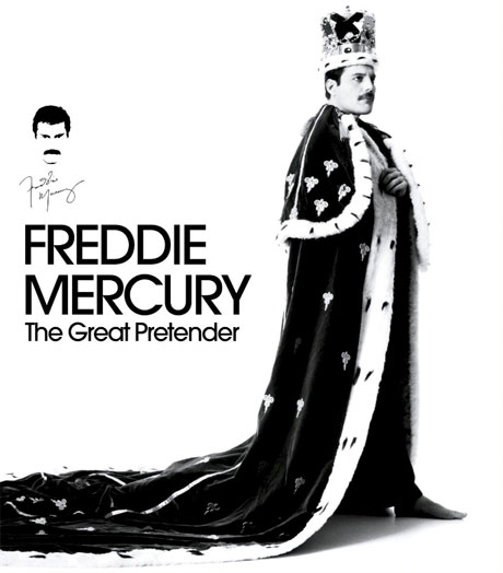 Freddie Mercury 'Freddie Mercury - The Great Pretender' (trailer)