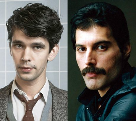 Ben Whishaw to Replace Sacha Baron Cohen in Freddie Mercury Biopic