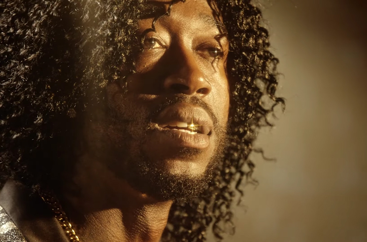 Freddie Gibbs Fronts a Soul Band in the 'Gat Damn' Video