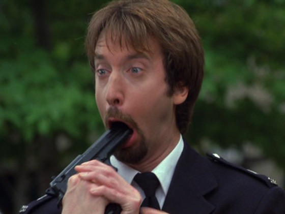 Man Arrested for Late Charges on 'Freddy Got Fingered' VHS Rental