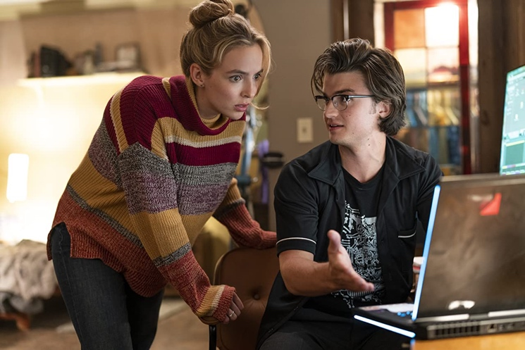 Joe Keery Got an 'Education' Working with Ryan Reynolds and Taika Waititi on 'Free Guy'
