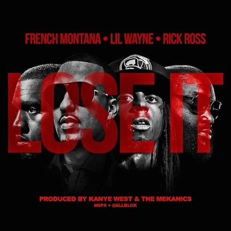 French Montana 'Lose It' (ft. Rick Ross & Lil Wayne) (prod. by Kanye West & the Mekanics)