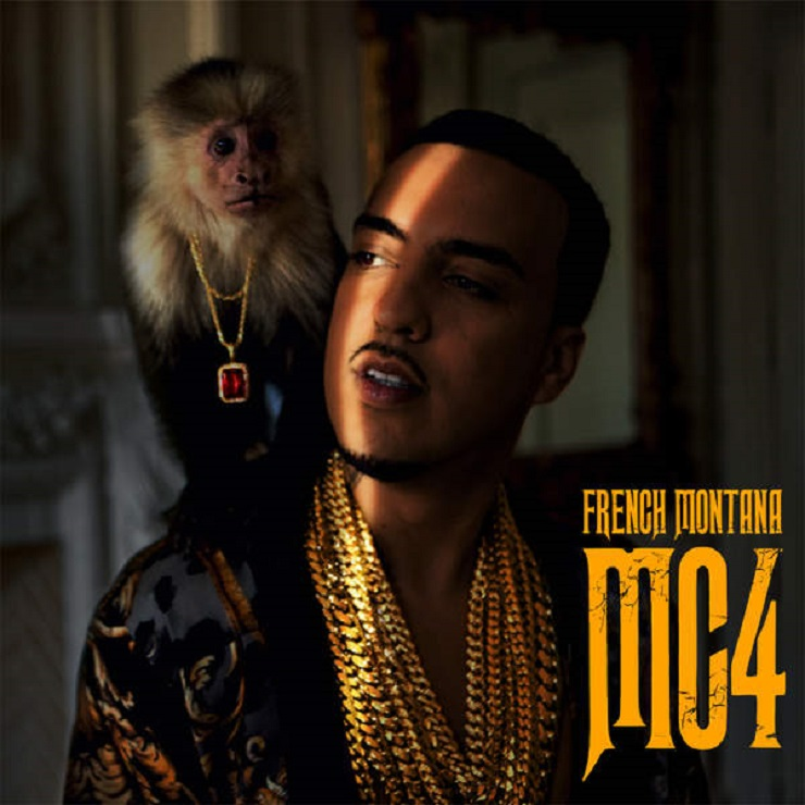 French Montana Unveils Release Date and Cover Art for 'MC4'