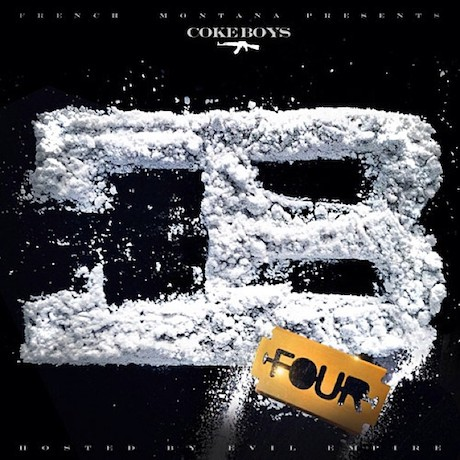 French Montana 'Coke Boys 4' (mixtape)