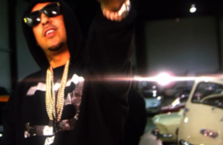 "French Montana ""88 Coupes"" (ft. Jadakiss) (video)"