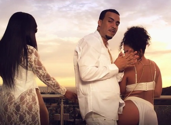 "French Montana ""Bad Bitch"" (ft. Jeremih) (video)"