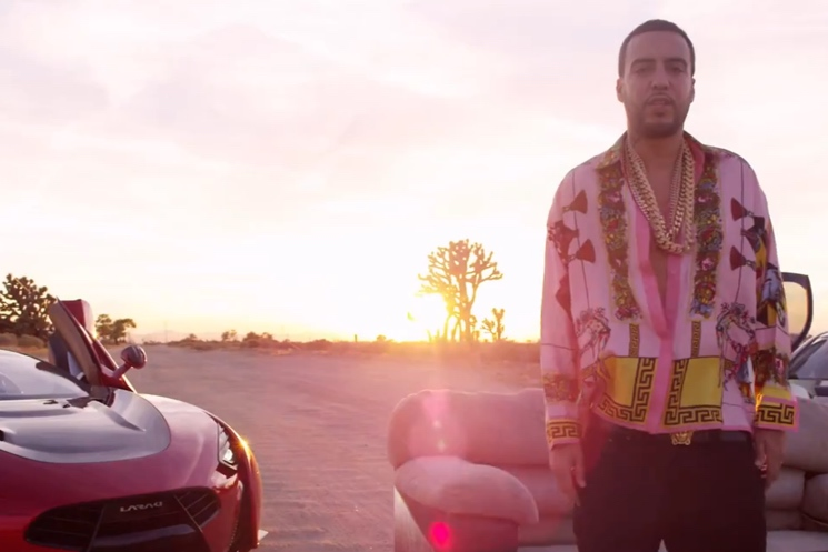 "French Montana ""Hold On"" (video)"
