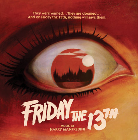 'Friday the 13th' Score Gets First-Ever Vinyl Release Through Waxwork