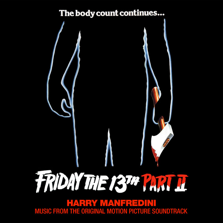 Waxwork Plots 'Friday the 13th Part 2' Soundtrack Release