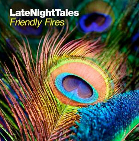 Friendly Fires Gather Tracks from Junior Boys, Grouper, SBTRKT for 'LateNightTales' Comp