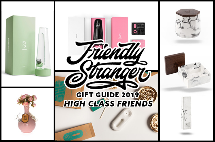 Best Cannabis Gifts for Your High Class Friends