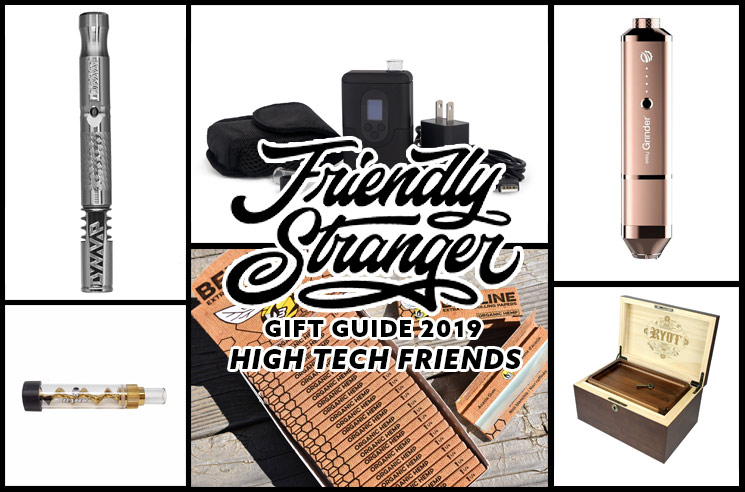 Best Cannabis Gifts for Your High Tech Friends