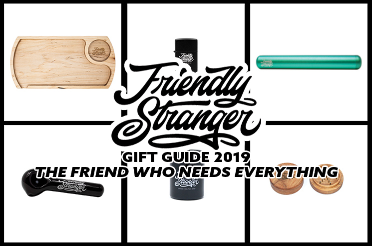 Best Cannabis Gifts for Your Friend Who Needs Everything