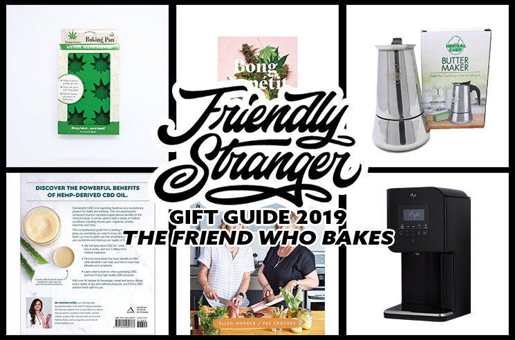 Best Cannabis Gifts for Your Friend Who Bakes
