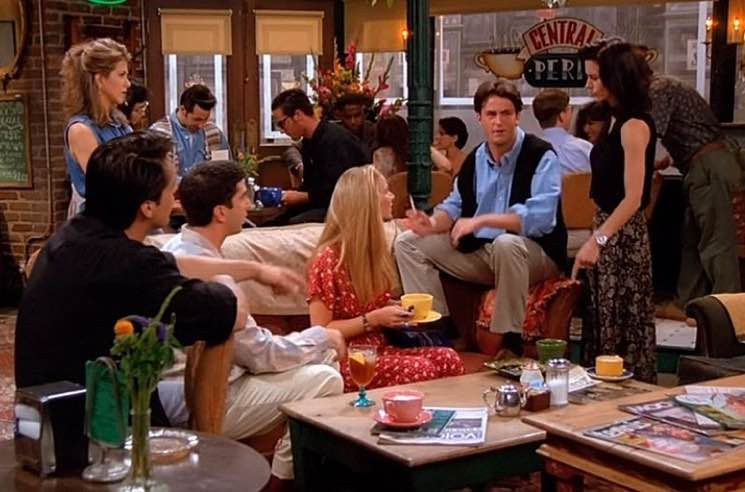 Pottery Barn Is Selling 'Friends'-Themed Furniture