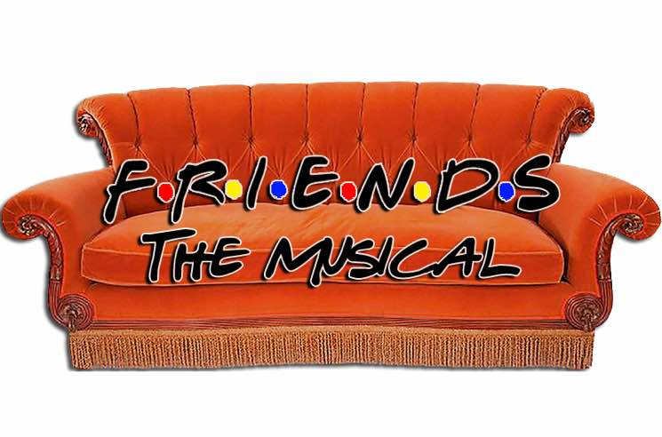 ​'Friends' Is Getting Turned into a Musical