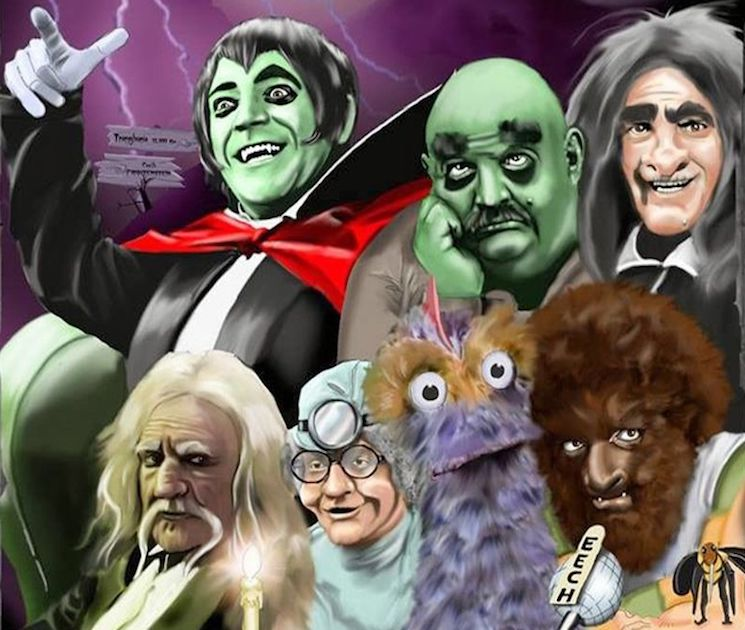 'The Hilarious House of Frightenstein' Is Coming Back