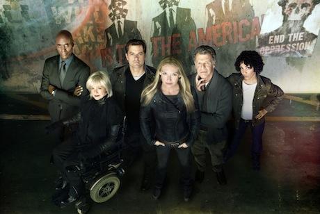 Fringe Season Five [Blu-Ray]