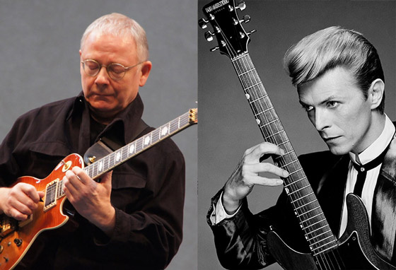 Robert Fripp Disputes David Bowie's Estate over 'Heroes,' 'Scary Monsters' Credits